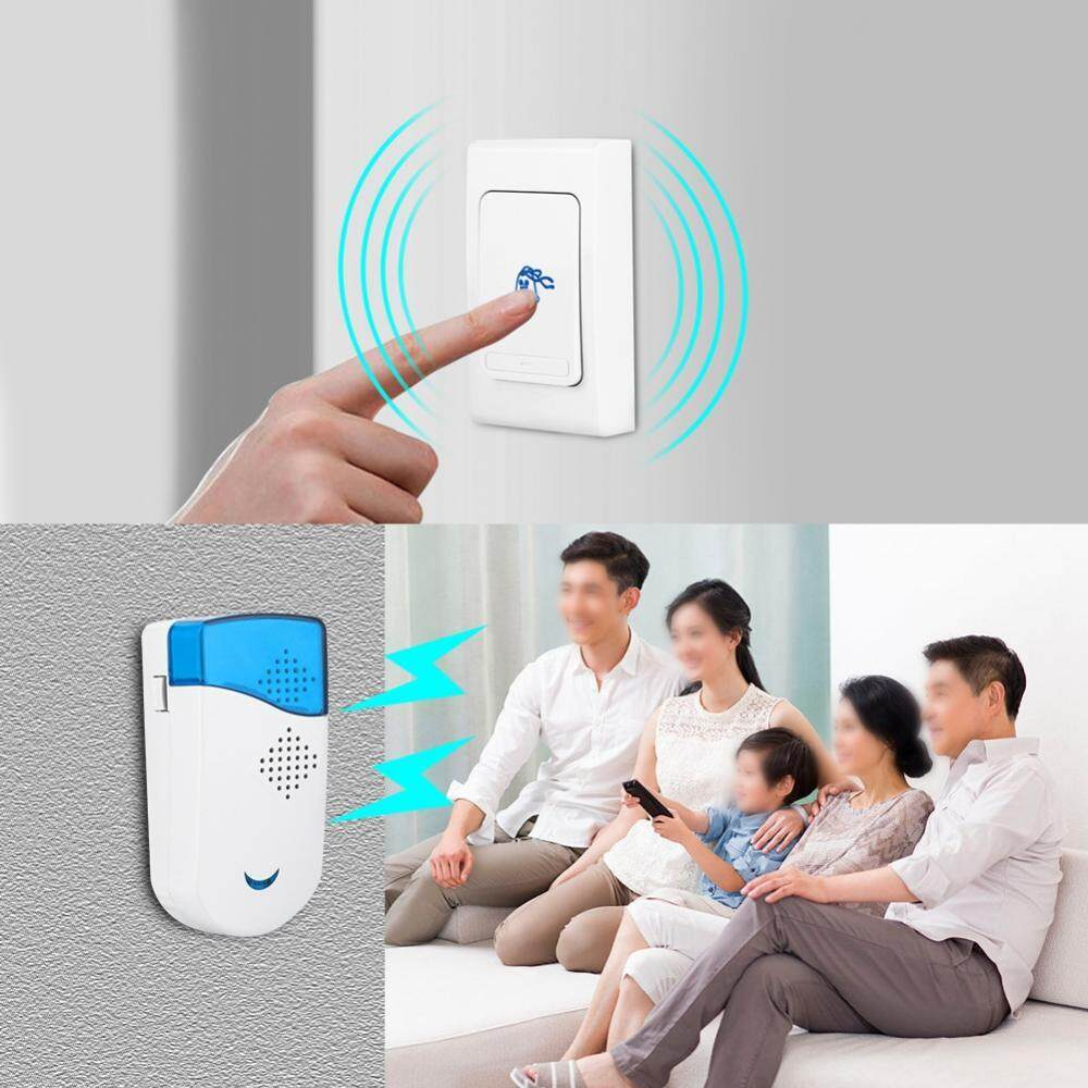 Durable Wireless Doorbell for Home Office Warehouse Hotel