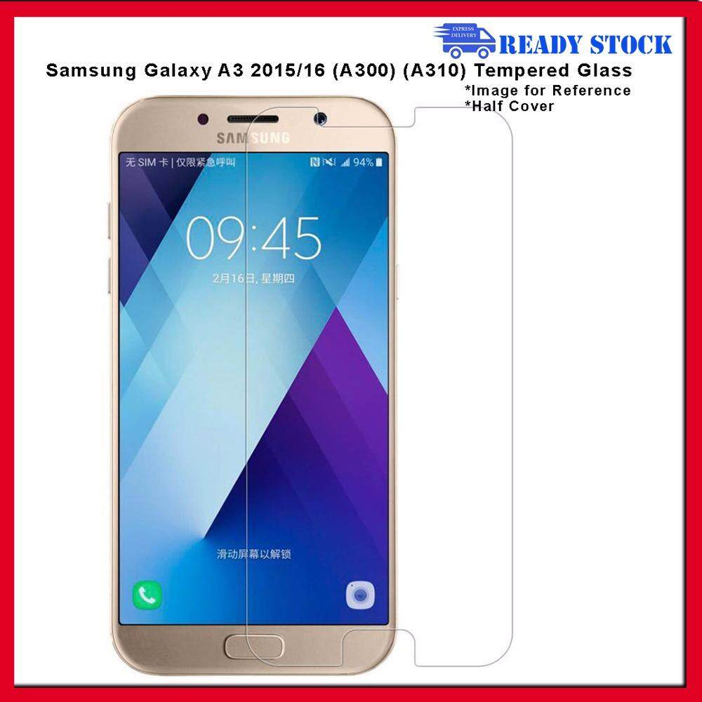 Trend 9H Hardness Tempered Glass Protector For Samsung Galaxy A3 2016 A300