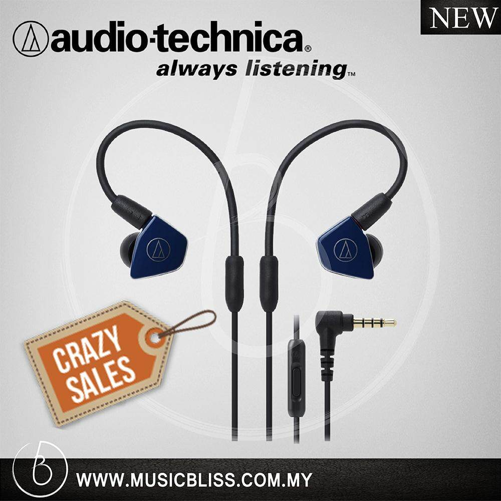 Features Audio Technica Ath Ckr50is In Ear Earphones Headphones With Clr100is Mic Black Ls50is Line