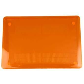 การส่งเสริม Crystal Hard Case For Apple Macbook Laptop Cover- Retina 15 Inch Orange ซื้อที่ไหน - มีเพียง ฿1,070.00