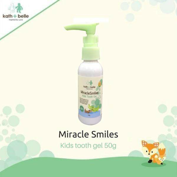 Kath + Belle Miracle Smiles Kids Tooth Gel (Melon)