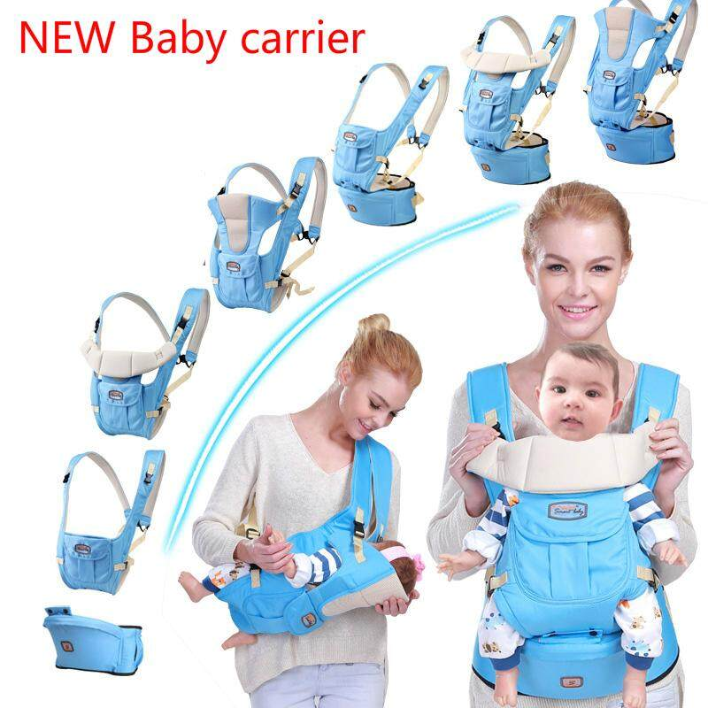 Fitur Jerrybaby Baby Carrier Top Baby Sling Toddler Wrap Rider