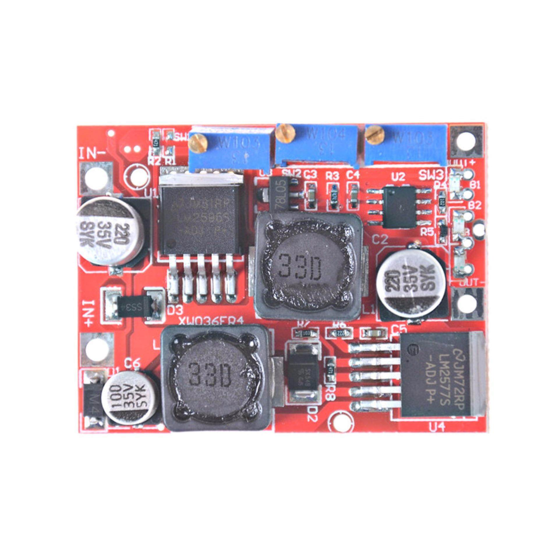 Features Dc Buck Step Down Voltage Converter Regulator 24v To 12v Up Circuit Boost Module