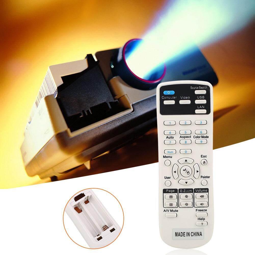 Hình ảnh Điều khiển từ xa cho máy chiếu EPSON 1599176 EX3220 EX5230 EX6220 EX7220 (Không bao gồm máy chiếu) - Hàng Quốc Tế