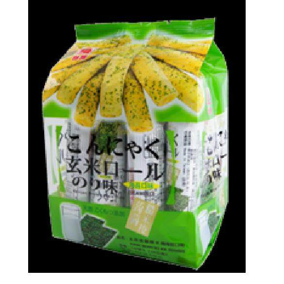 Pei-Tien Konjac Brown Rice Roll(Seaweed) 160g