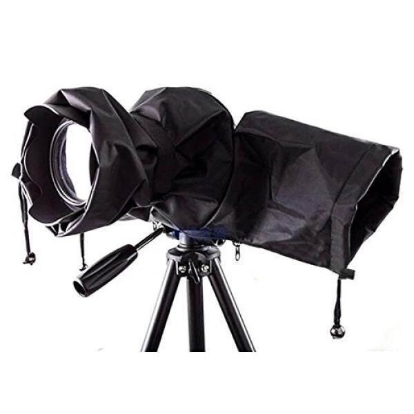 Homeju Profesional Anti-Air Kamera Hujan Sarung Pelindung Kamera-untuk Canon Nikon Sony dan Kamera DSLR Lainnya-BAGUS UNTUK hujan KOTORAN Pasir Salju Perlindungan-Internasional