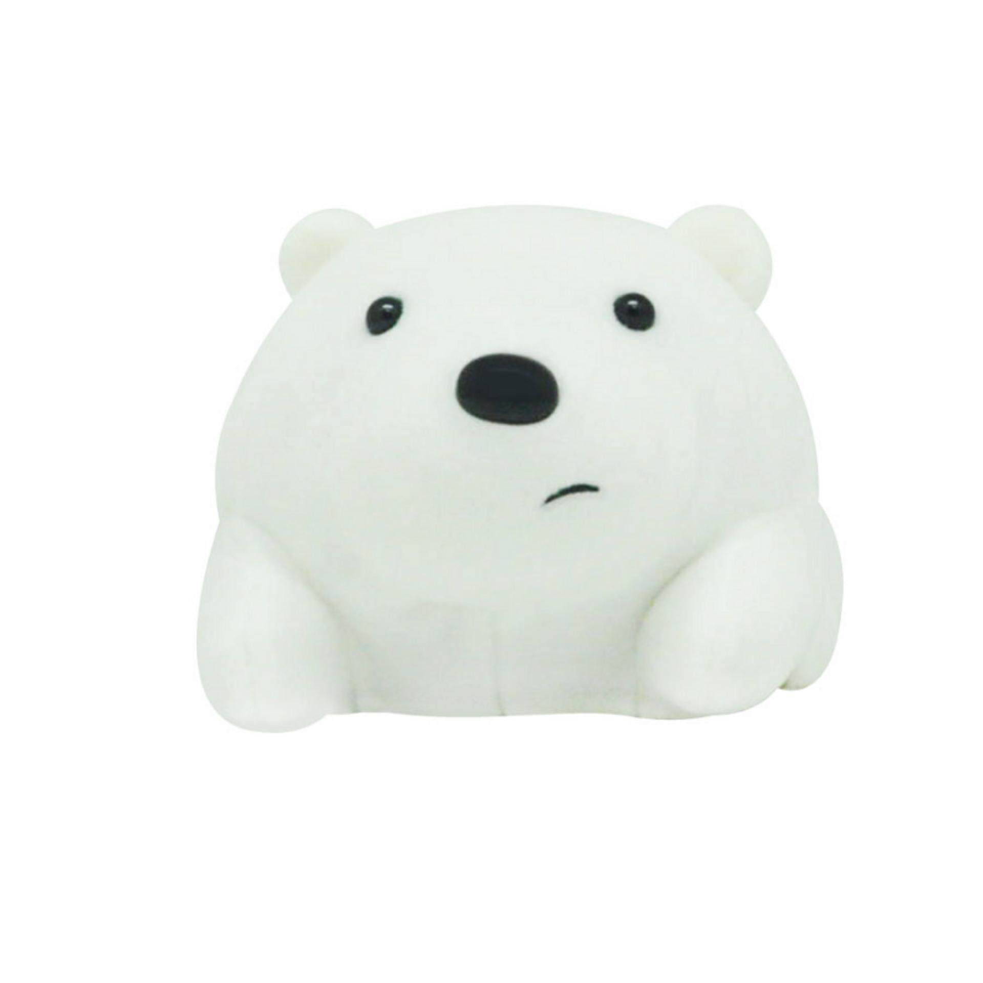 We Bare Bears Desk Accessories - Ice Bear