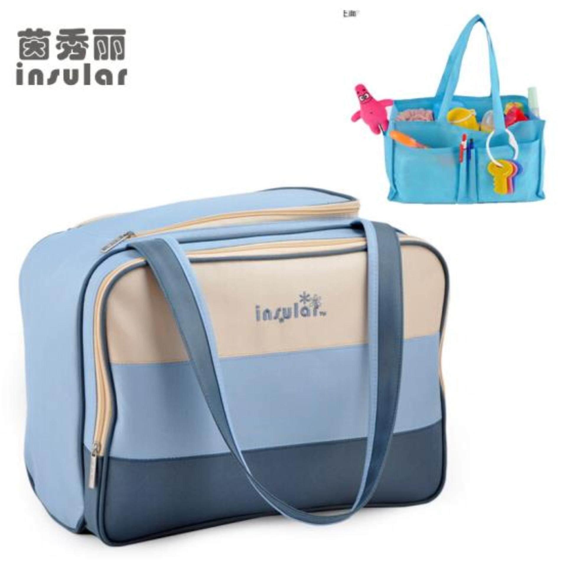 Myit New Arrival Tsumtsum Fans Minnie Sling Bag Hitam Insular Fashion Multipurpose Babymum 39cm21cm31cm 22l Blue