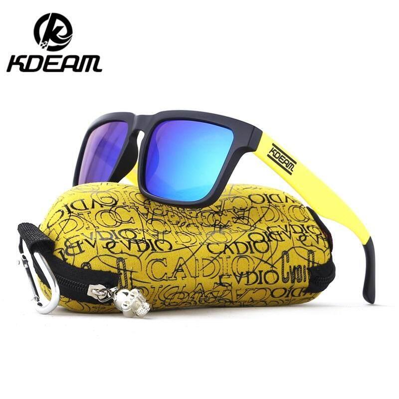 KDEAM Men Polarized Sunglasses KD901P-C2