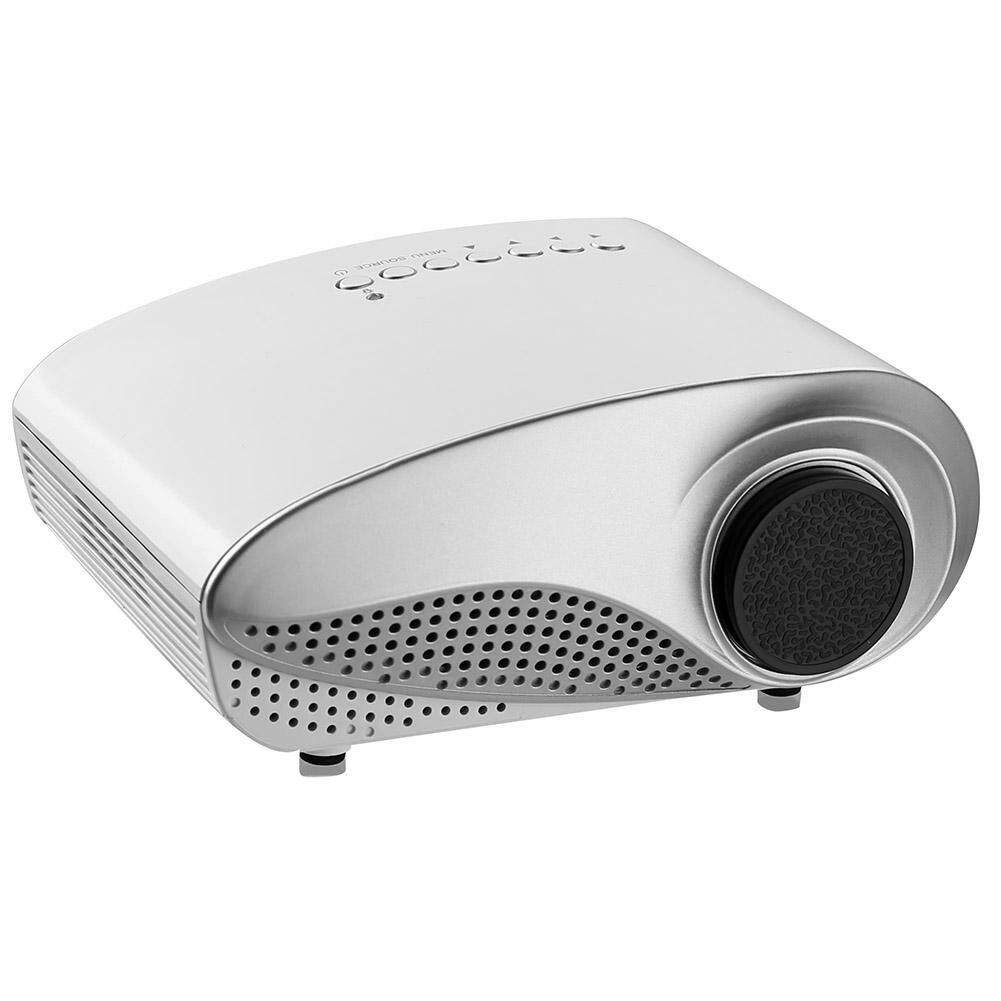 [FREE SHIPPING] TFT LCD HD 720P Mini Projector USB HDMI VGA TV Port Home Theater Projector - intl