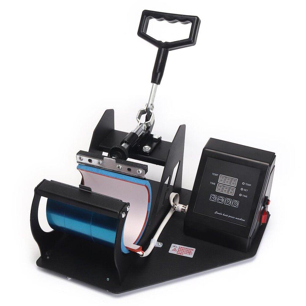 Mug Sublimation Transfer Heat Press Machine By Glimmer.