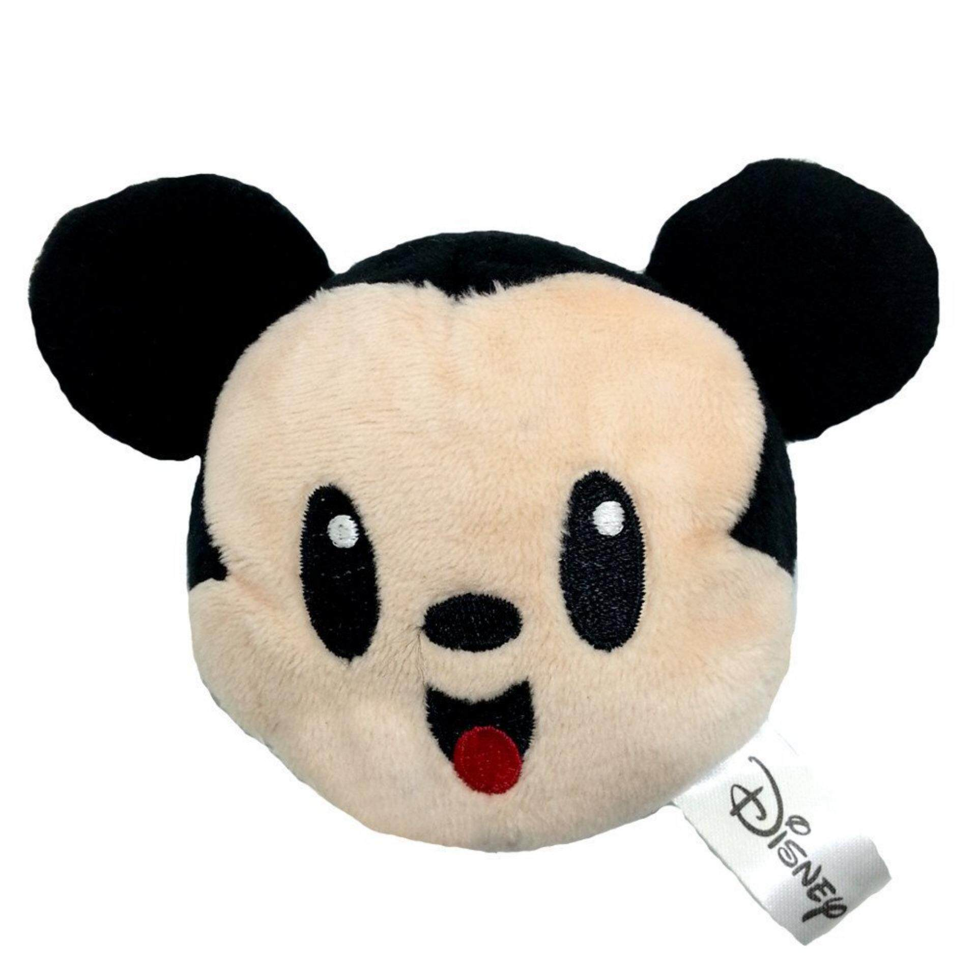 Disney Emoji Beanbags 2.5 Inches - Mickey Laugh toys for girls