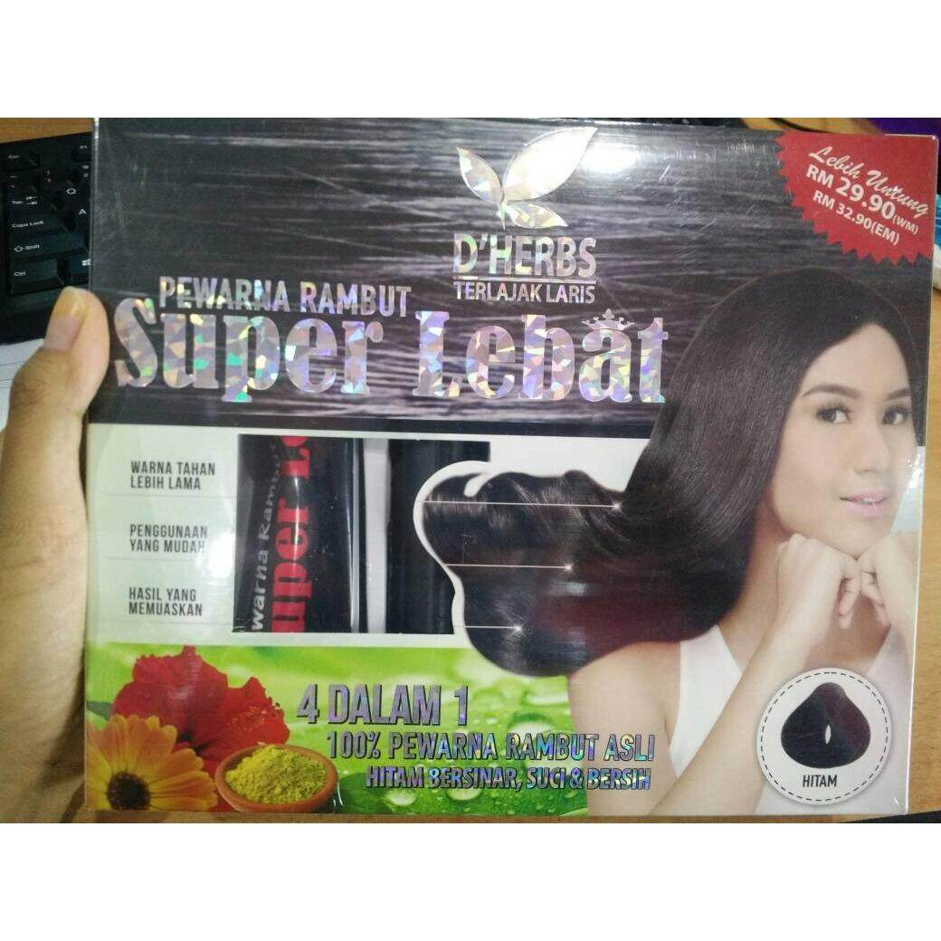 Sell Dherbs Shampoo Super Cheapest Best Quality My Store 100 Rambut Asli Myr 29