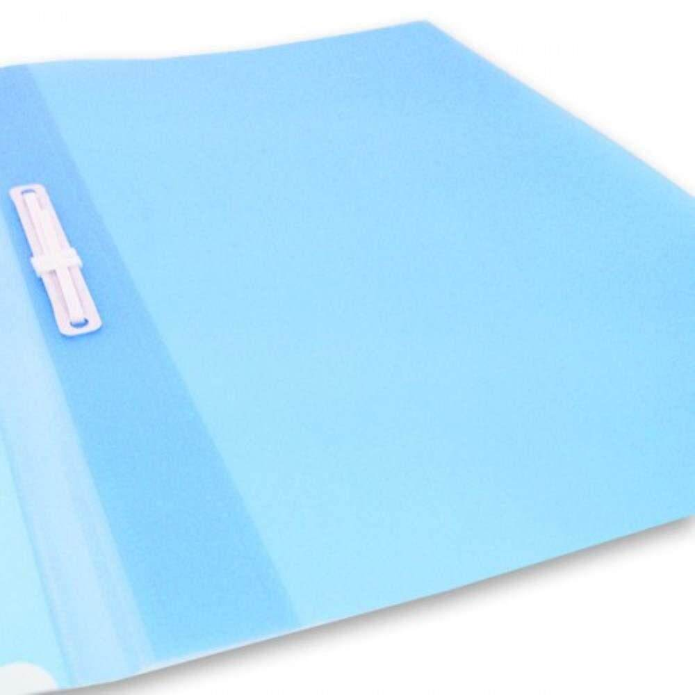 CBE 818A PP Pocket Management File - A4 size Light Blue (Item No: B10-07 L.B) A1R3B167