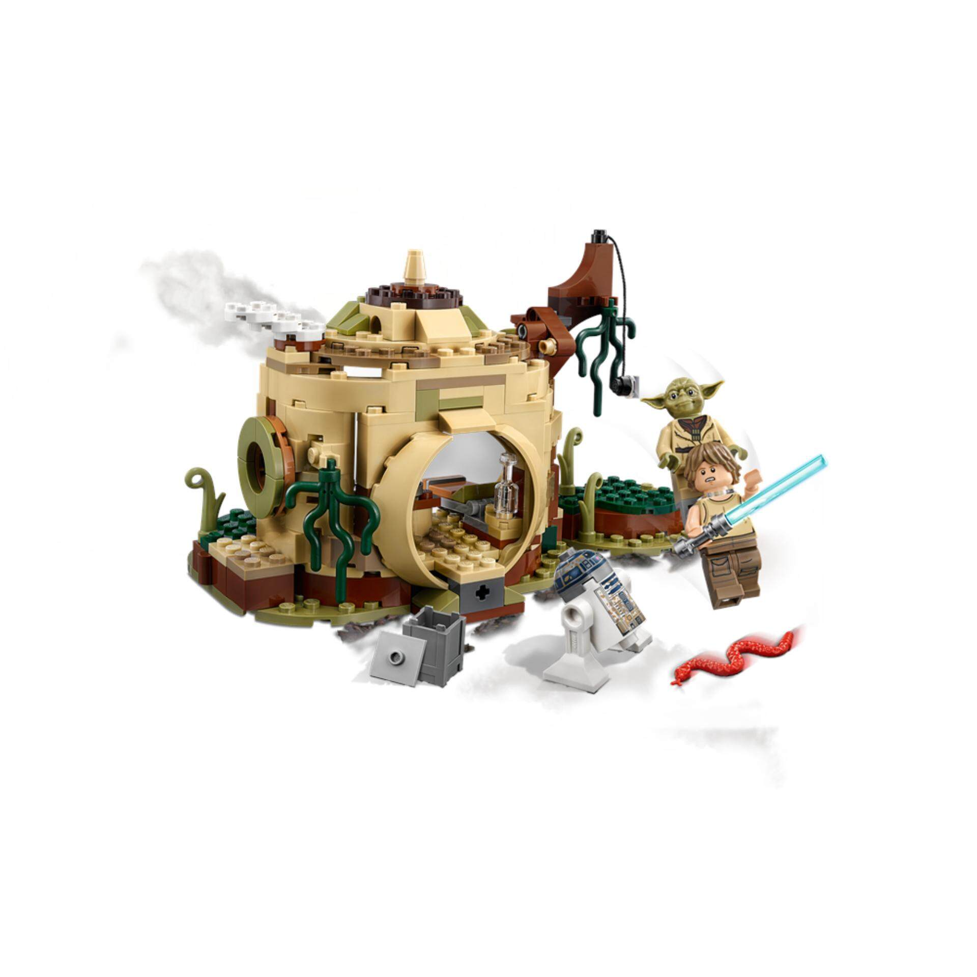 LEGO(R) Yoda's Hut - 75208 - 2