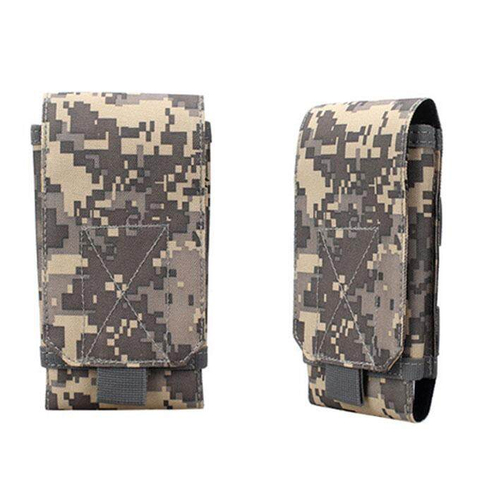 Acelit Outdoor Tactical Molle Waist Pack Pack Phone Pouch Belt Hunting Hiking Bag