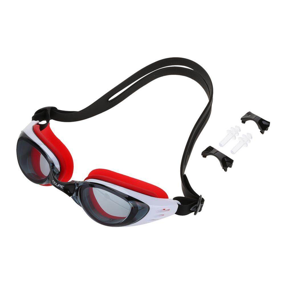 ebayst FEIUPE Professional Short Sight Near-Sighted Anti-mist Electroplate Swimming Glasses (-150) - intl(Multicolor)