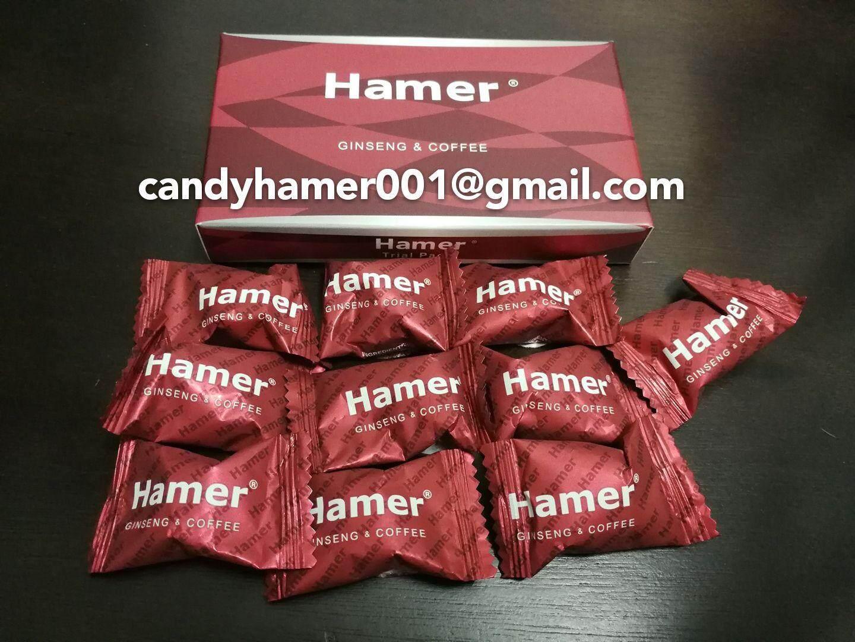Hamer Ginseng Coffee Candy Daftar Harga Terkini Termurah Dan Permen And 10pcs Trial Pack