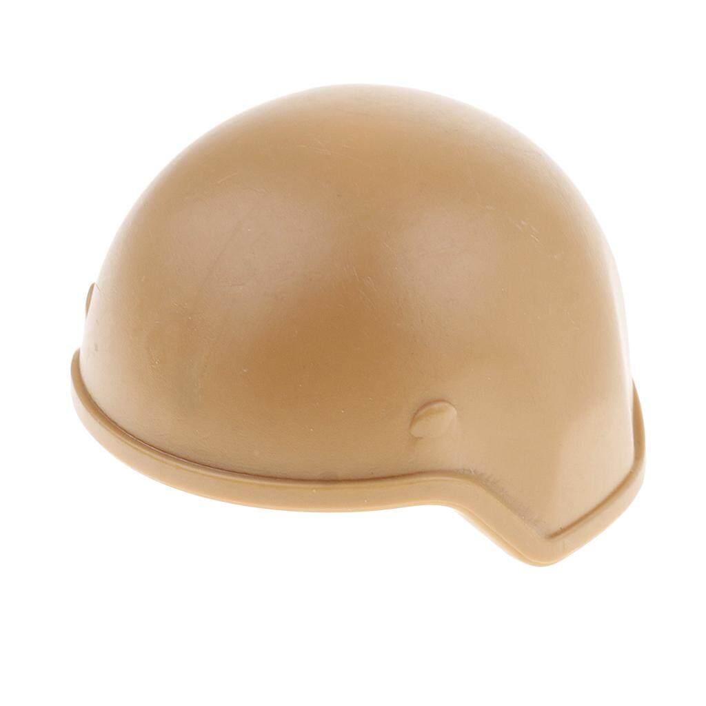 Bolehdeals 1/6 Skala Soldiers Plastik Helm untuk 12 ''Aksi Tokoh Doll Aksesoris-Internasional