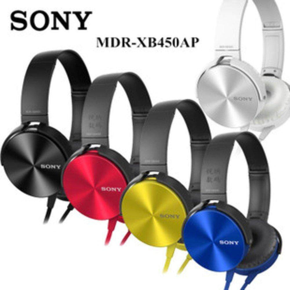 Sony Xtra Bass Stereo HeadPhones (Special Offer) BLUE