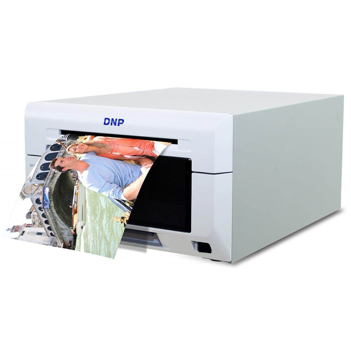 DNP DS620 Portable Instant Photo Printer (6 Inch) - Photo booth printer