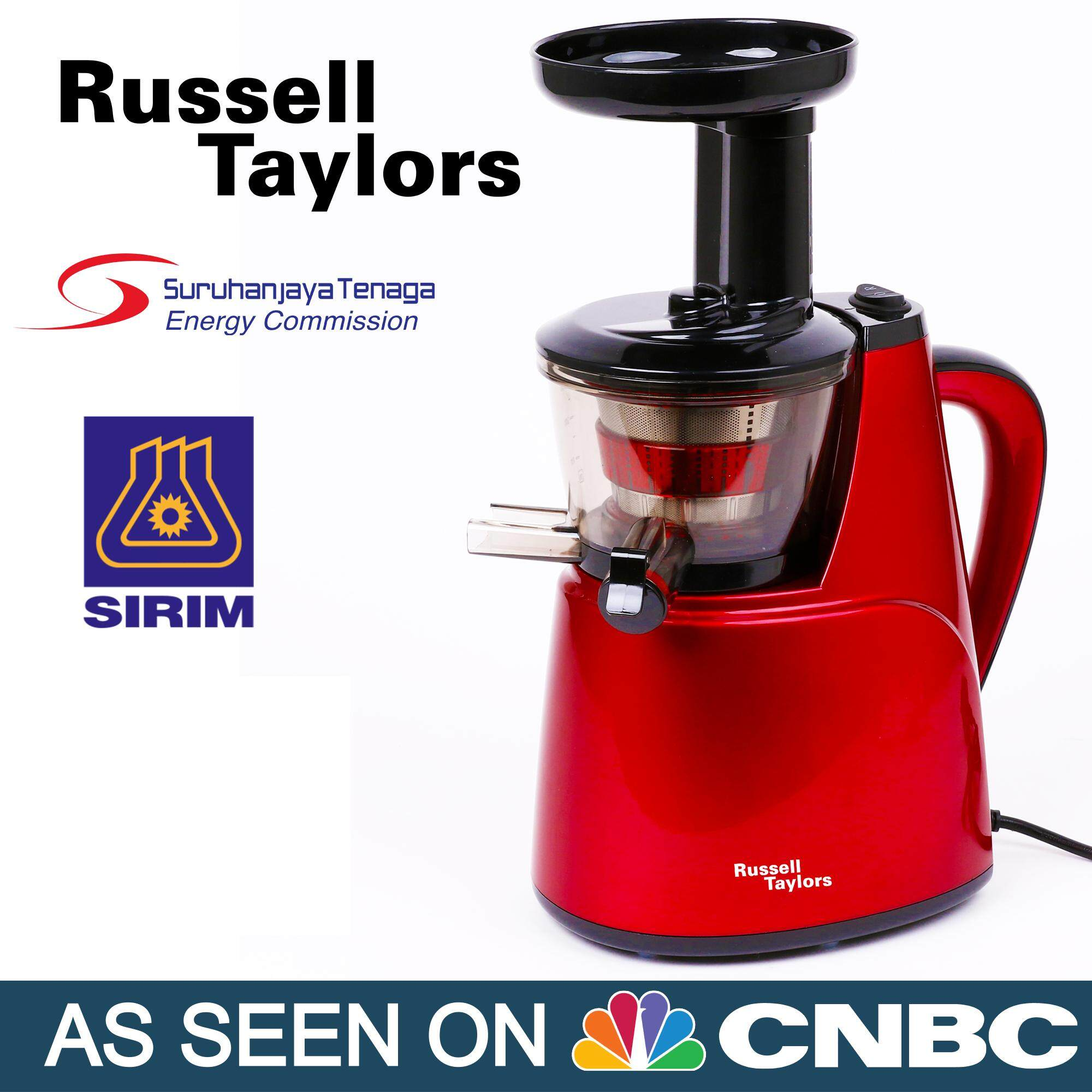 Russell Taylors Slow Juicer SJ-33 – Cold Press Juicer