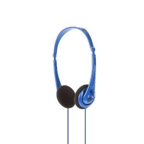 2XL Upah Ringan Headphone X5WGFZ-821 (Biru)-Internasional