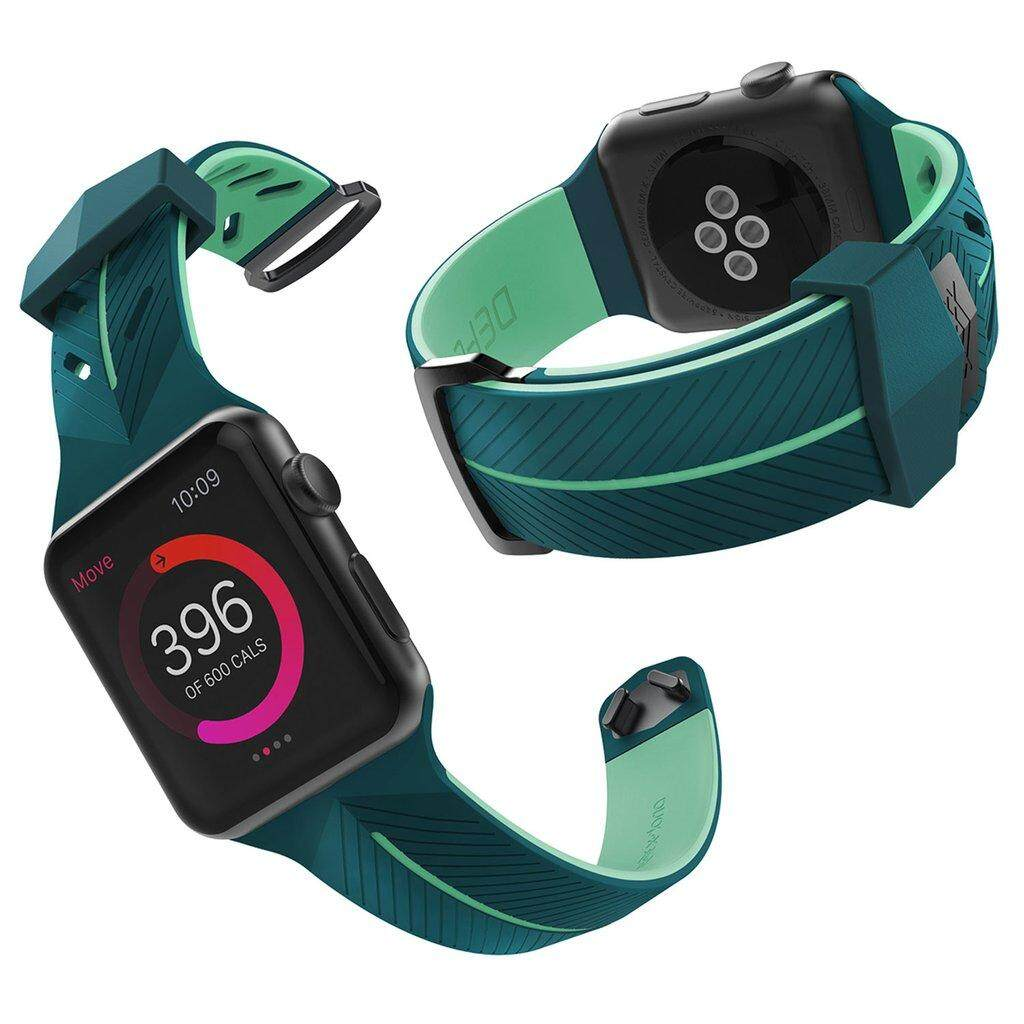 [Ready Stock] Original 38mm 40mm X-Doria Action Band for Apple Watch Series 1,2, 3 & 4 & Nike Edition
