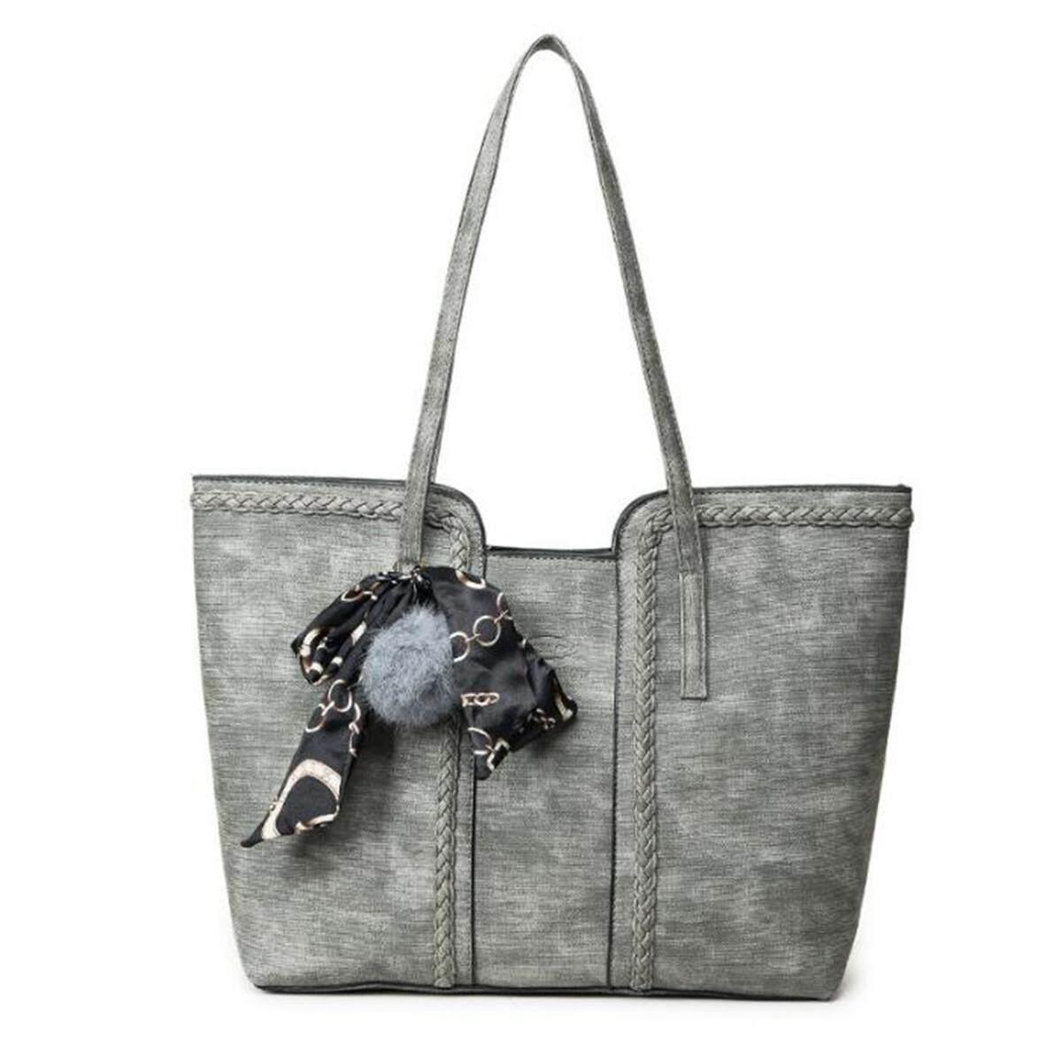 Spesifikasi Women Leather Handbag Shoulder Bag Messenger Satchel Tote Crossbody Bags Intl Bagus
