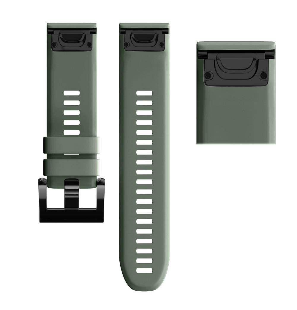 Replacement Silicagel Quick Install Band Strap For Garmin Fenix 5 GPS Watch AG honioer - intl - 3