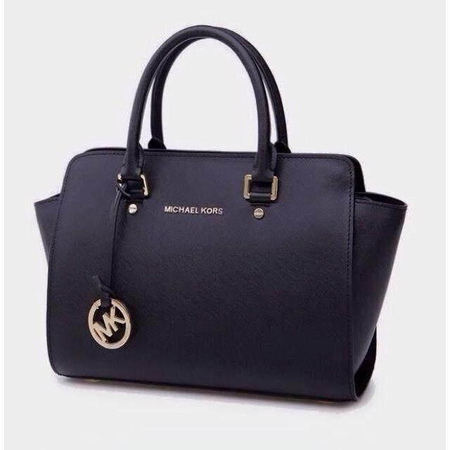 Premium Quality Mk Elegant Saffiano Effect Tote Sling Bag