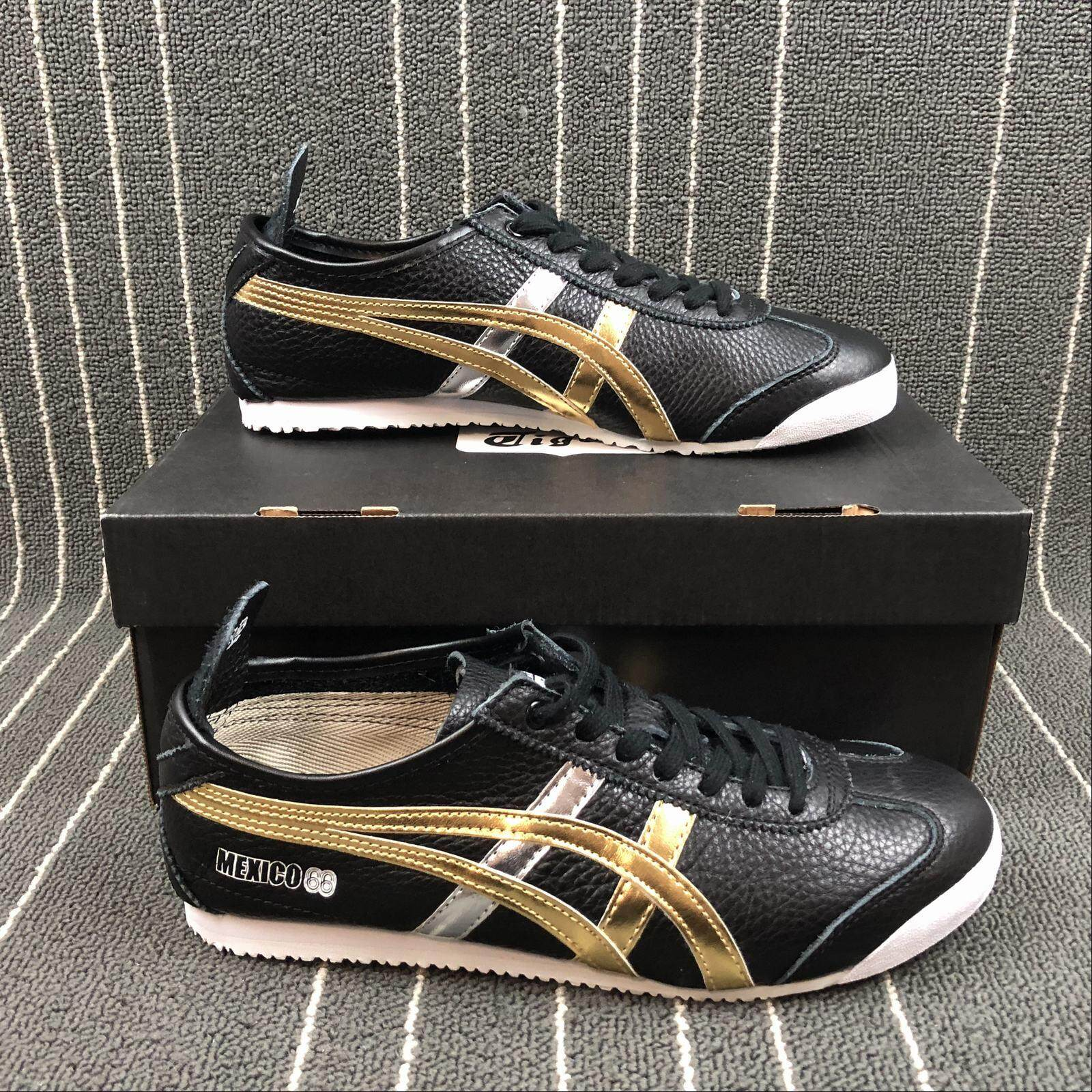 22377a32a77 Asics Onitsuka tiger MEXICO 66 D5V2L-9094 Men s Women s Sport Fashion  Running Shoes Sneakers