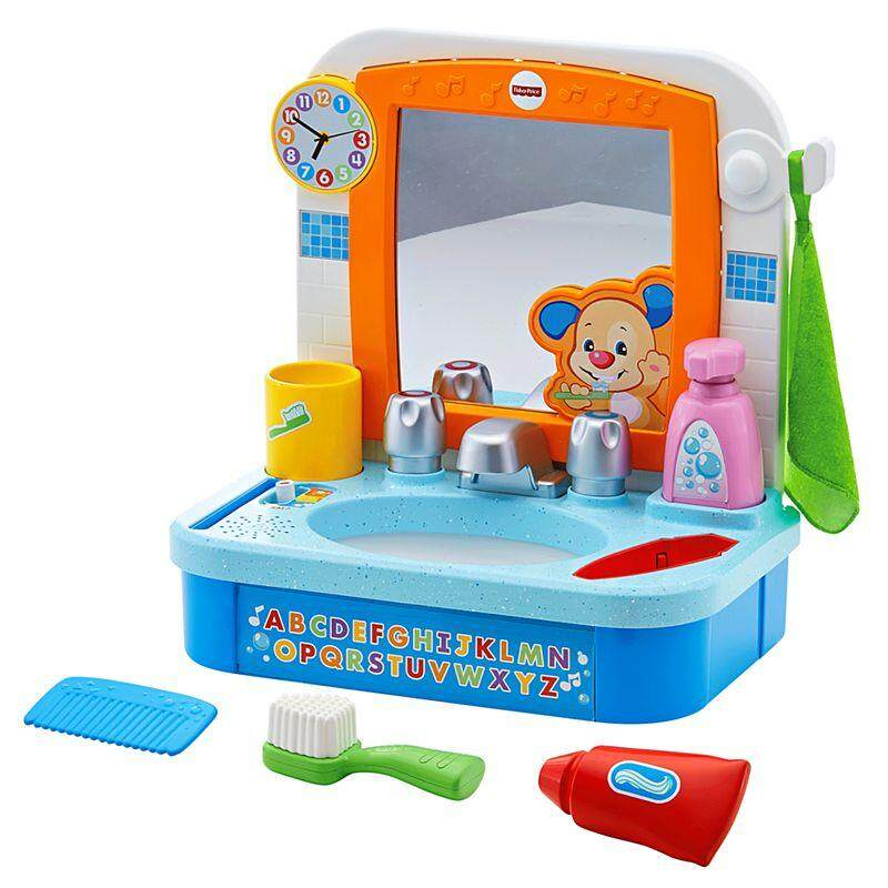 [Fisher-Price] Laugh & Learn Lets Get Ready Sink toys for girls