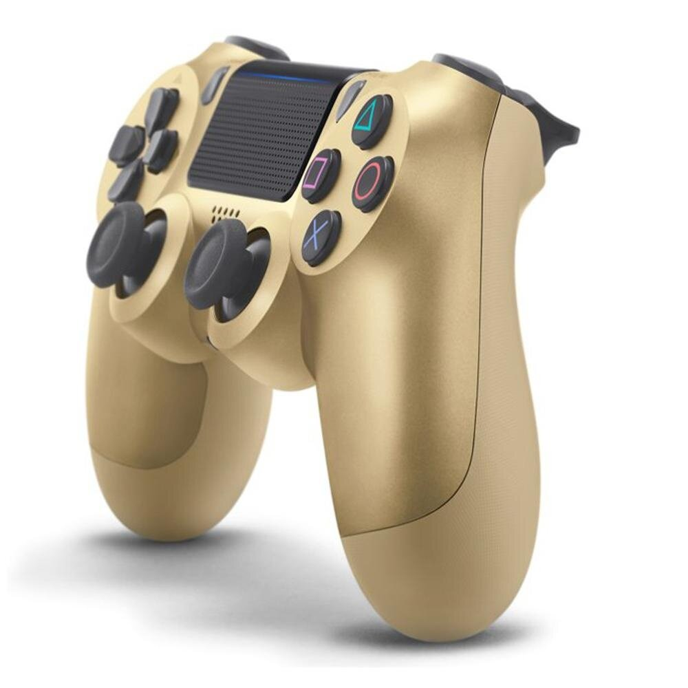 Seller Of Sony Cuh 2106ab01 Playstation 4 Slim 500 Gb Console Fifa18 500gb 2006a Ps4 Controller Dualshock Gold Colour Zct2g N Original