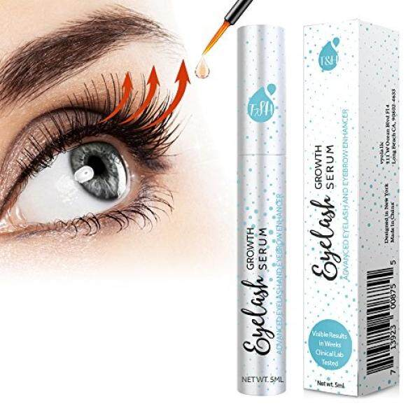 Eyelash Growth Serum Effective Formula For Eyelash And Eyebrow - intl Philippines