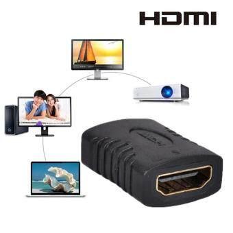 Harga preferensial 2 X HDMI Betina Ke Female F/F Coupler Konektor Adaptor Pemanjang untuk HDTV 10-Internasional terbaik murah - Hanya Rp33.660