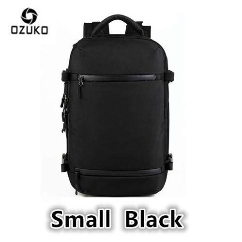 OZUKO Unisex Backpack Men s Brand Designer 15.6 Inch - 17.3 Inch Notebook  Computer Large Capacity Backpack 43ebe5402b