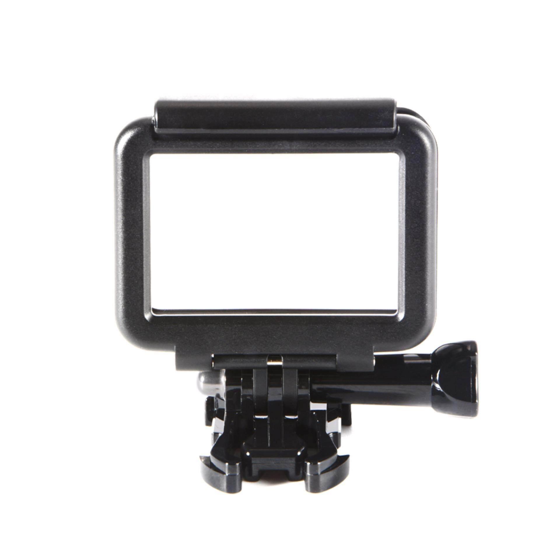 Detail Gambar Protective Frame Mount Protector Shell Case for Gopro Hero 5 Action Camera Terbaru