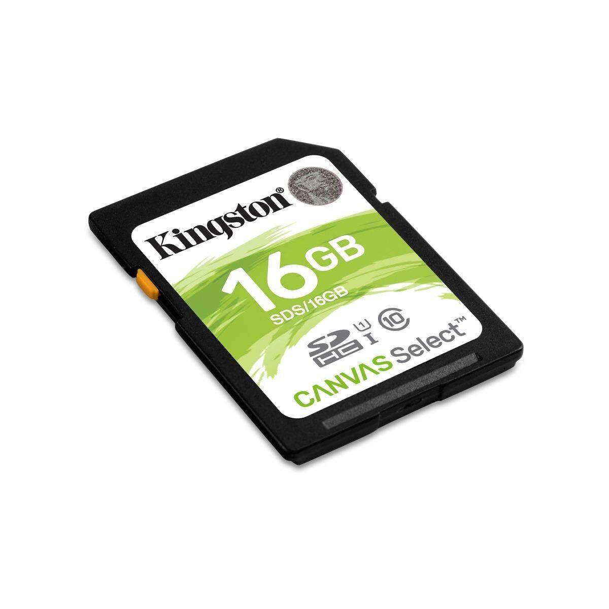 Cek Harga Kingston Canvas Select 16gb Class 10 Uhs I Microsdhc Sdxc Sandisk Micro Sd New 48 Mb S Ultra 1 Sdsqunb Gambar Product Lengkap Memory Card Sds Terbaru