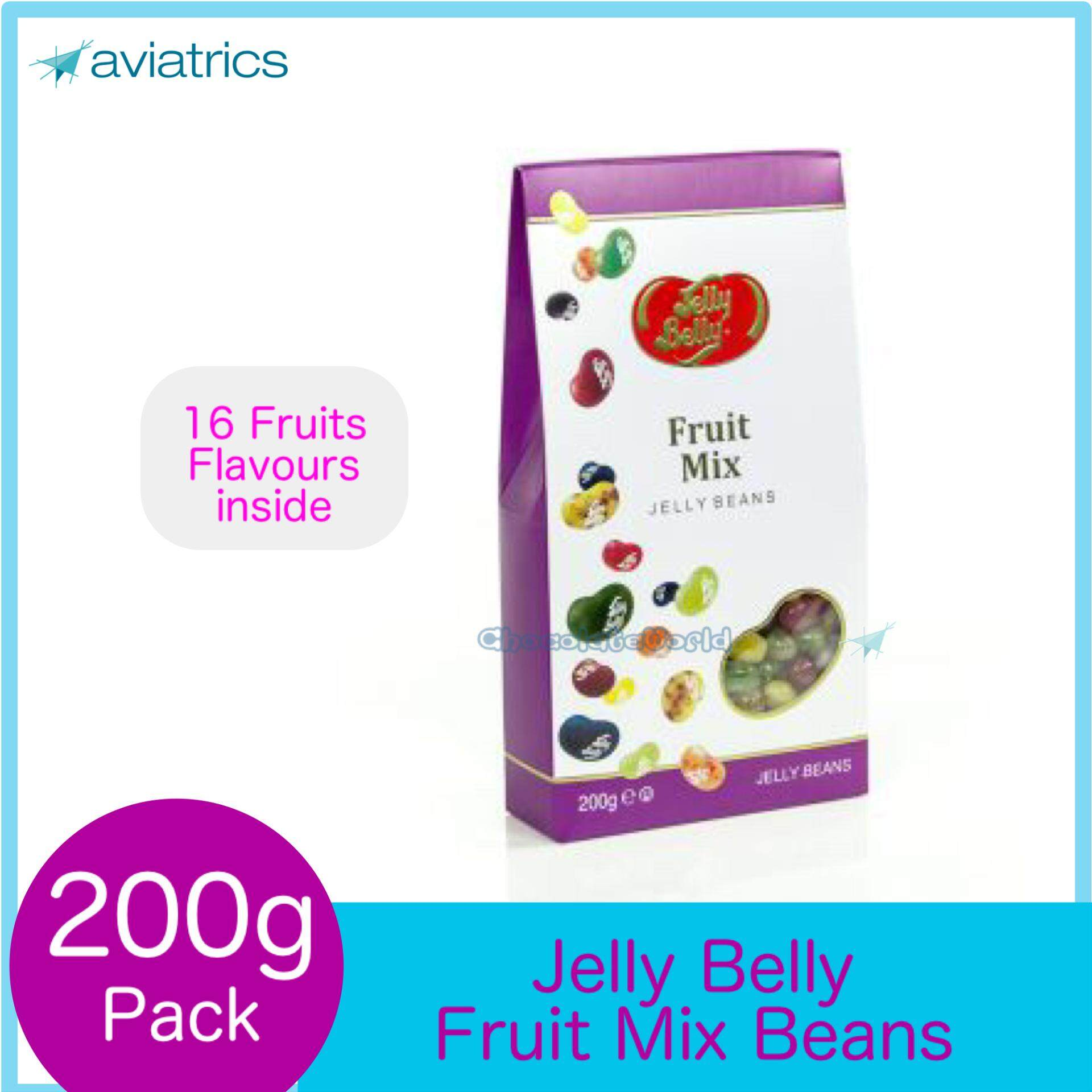 Jelly Belly Fruit Mix Jelly Beans 200g