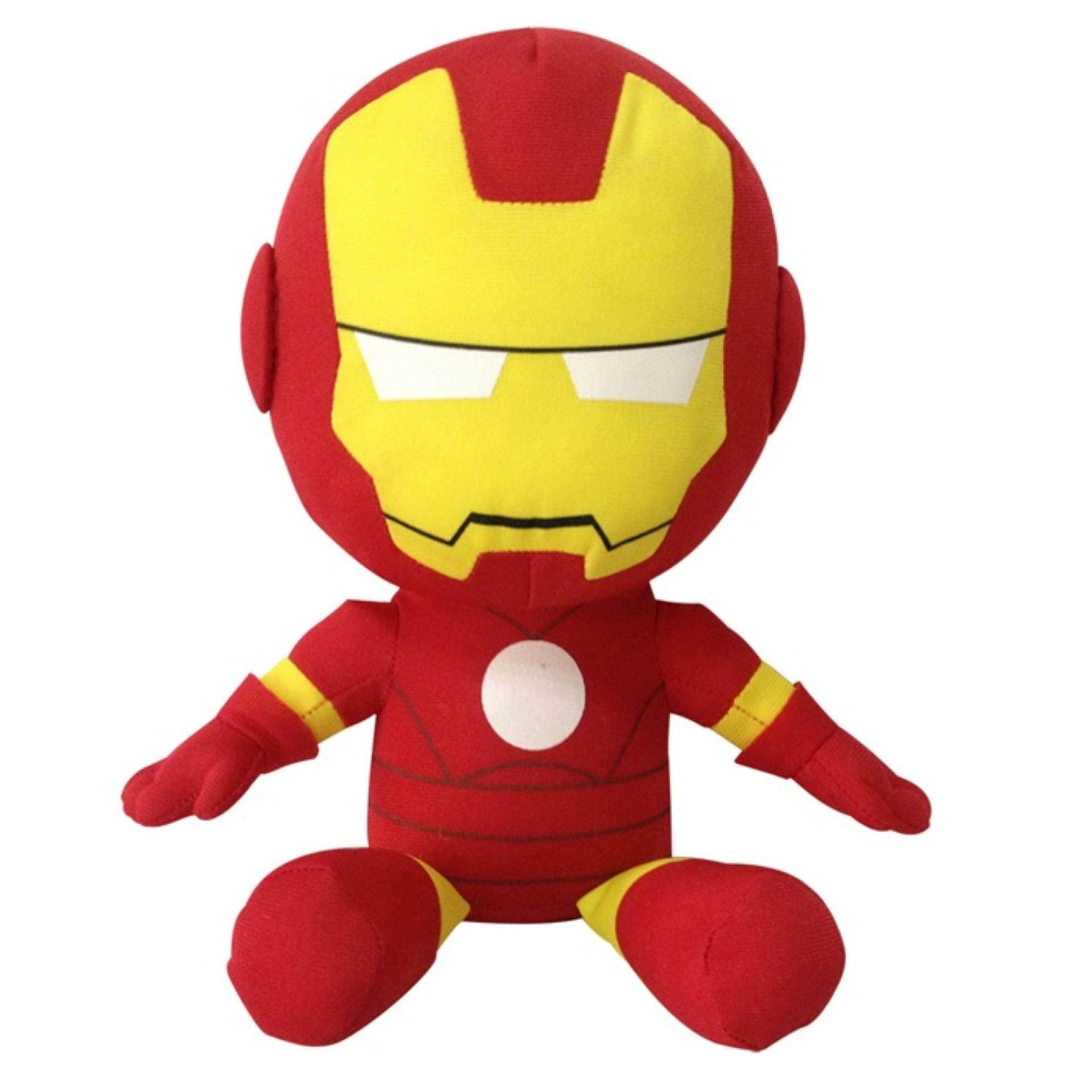 Marvel Avengers Standard Plush Toys 14 Inches - Iron Man