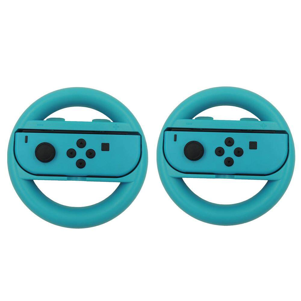 2 Xhandle Roda Kemudi Pengendali Casing Pemegang untuk Nintendo Sakelar JOY-Menipu BK Greatsell-Internasional