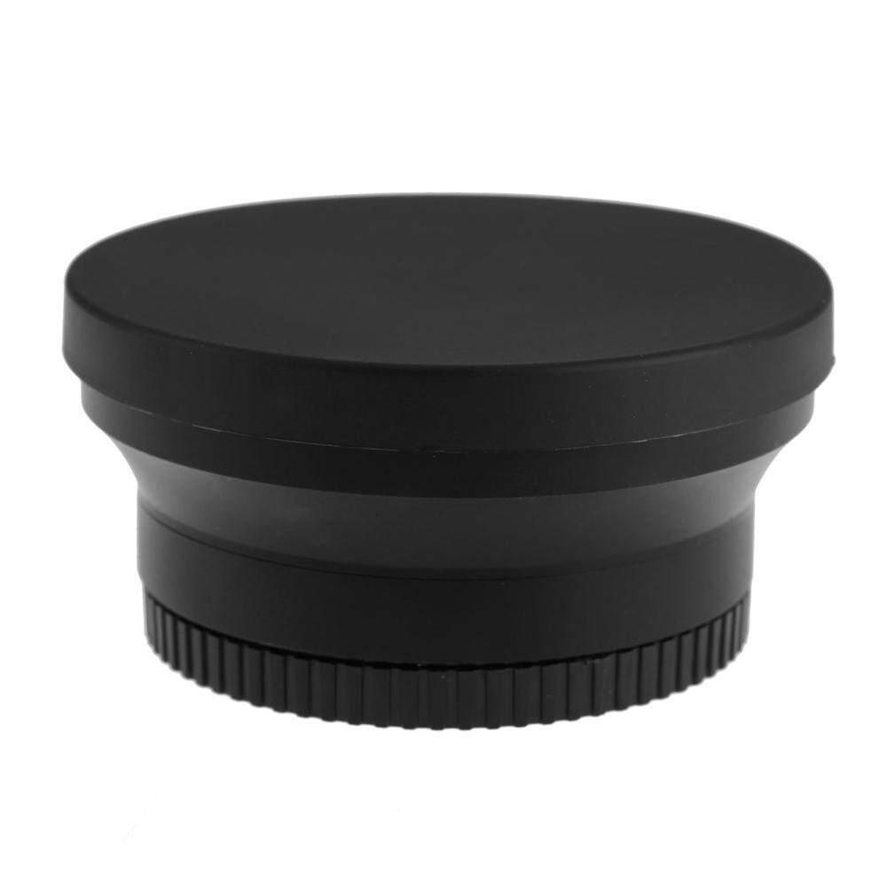 Lissng Baru Makro Sudut Lebar Lensa Kamera Cocok untuk Semua 67 Mm 0.43X Canon Nikon Kamera Sony