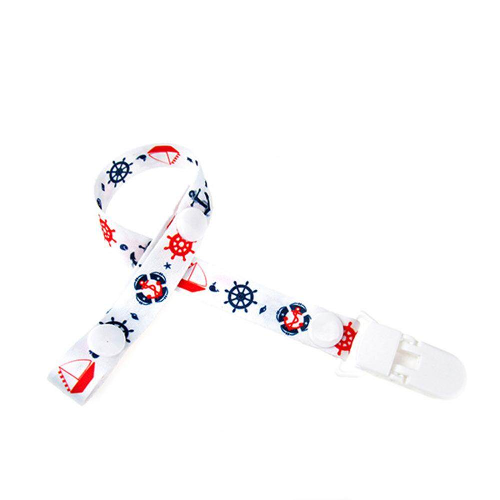 Hình ảnh Big Sale Universal Pacifier Clip Teething Ring Holder for Boys and Girls