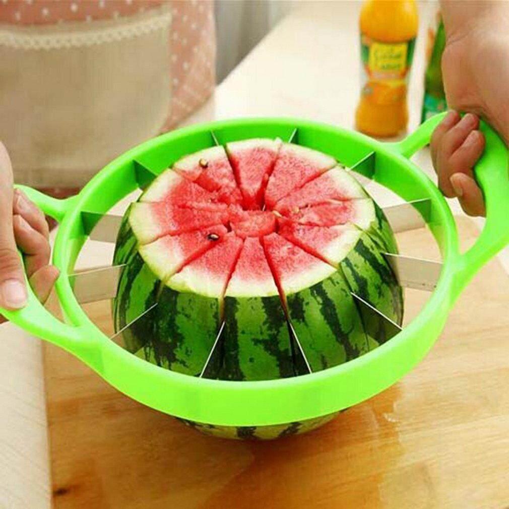 ผลไม้ของแตงโมแตงโมแตงโมแตงโมแคนตาลูปเครื่องตัดสแตนเลสเครื่องตัดเครื่องมือครัวหลากสี-นานาชาติ By Giftforyou.