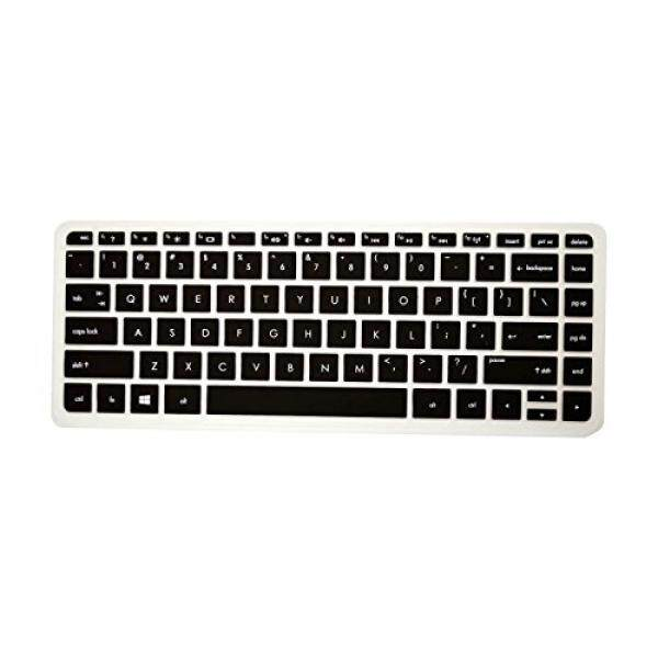 PcProfessional Black Ultra Thin Silicone Gel Keyboard Cover for HP Stream 13 13.3