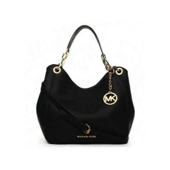 Purchase Mk Bedfold Top Handle Shoulder Bag Tote Sling Bag Black Intl Online