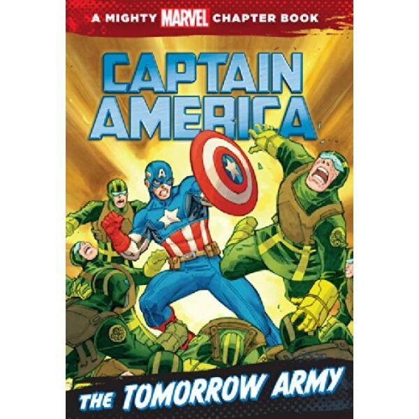 Captain America: The Besok Tentara (Perkasa Marvel Bab Buku)-Intl