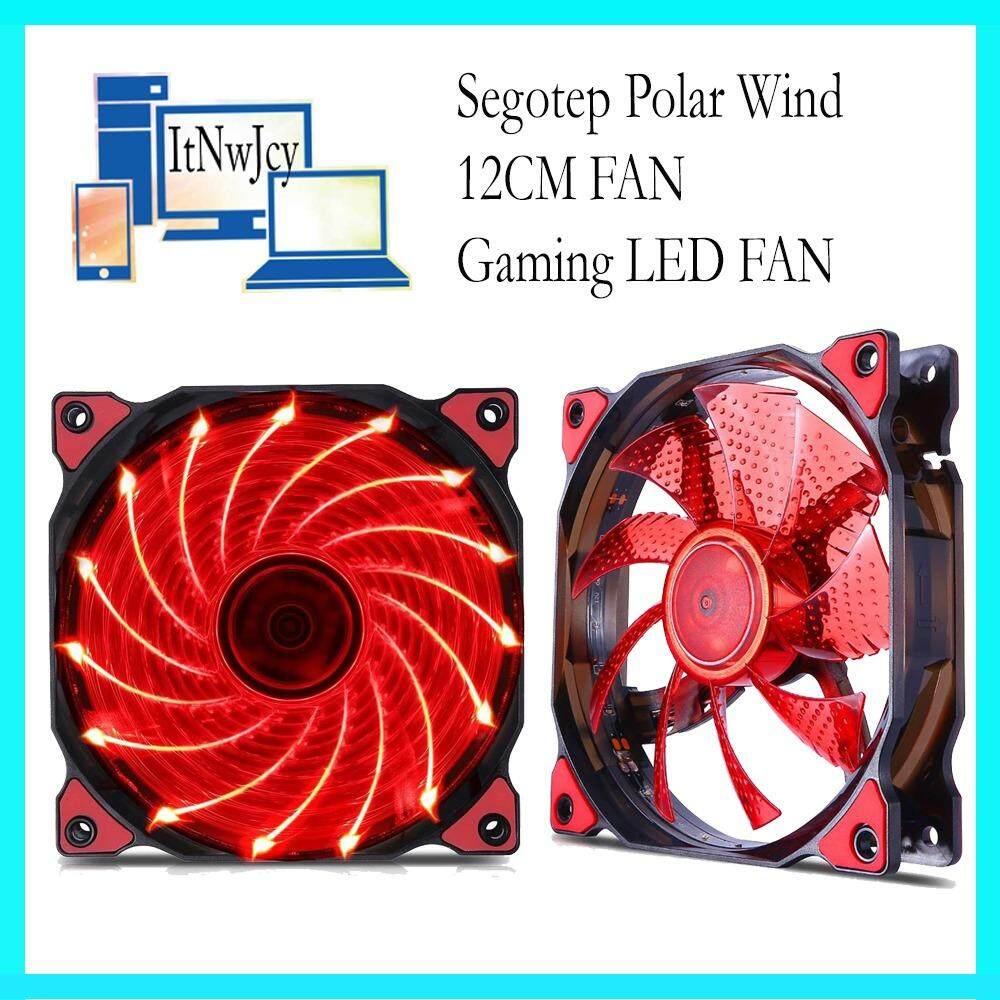 Features Prolimatech Ultra Sleek Vortex 12cm Thin Fan Dan Harga Deepcool Xfan Casing Black Segotep Polar Wind Gaming Led
