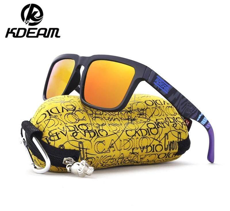 KDEAM Men Polarized Sunglasses KD901P-C20